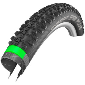 "SCHWALBE Smart Sam Plus Performance Clincher band 28x1.75"" SnakeSkin GreenGuard DD Addix"